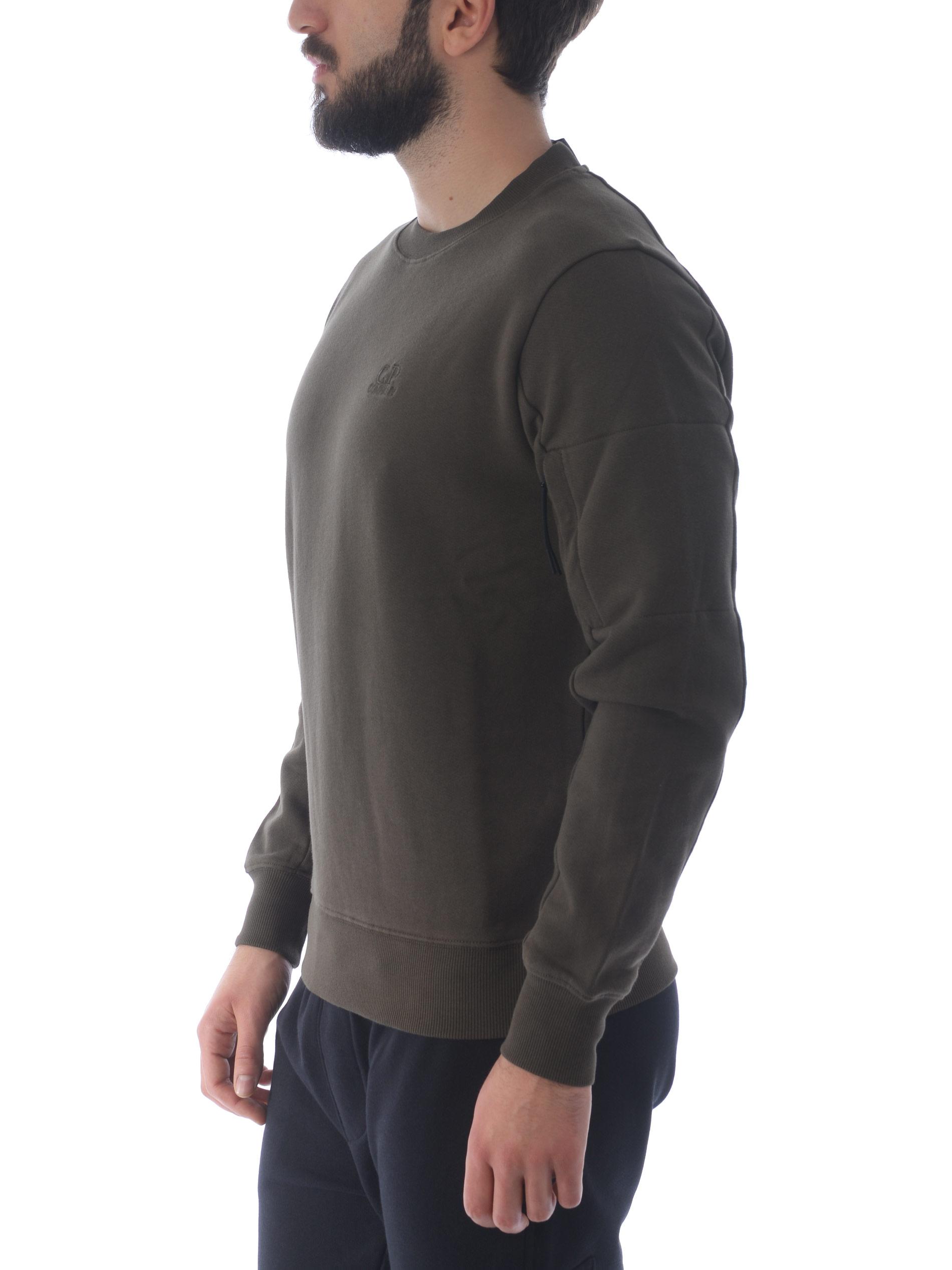 C.P. Company cotton sweatshirt C.P. COMPANY | 10000005 | MSS039B005086W-683