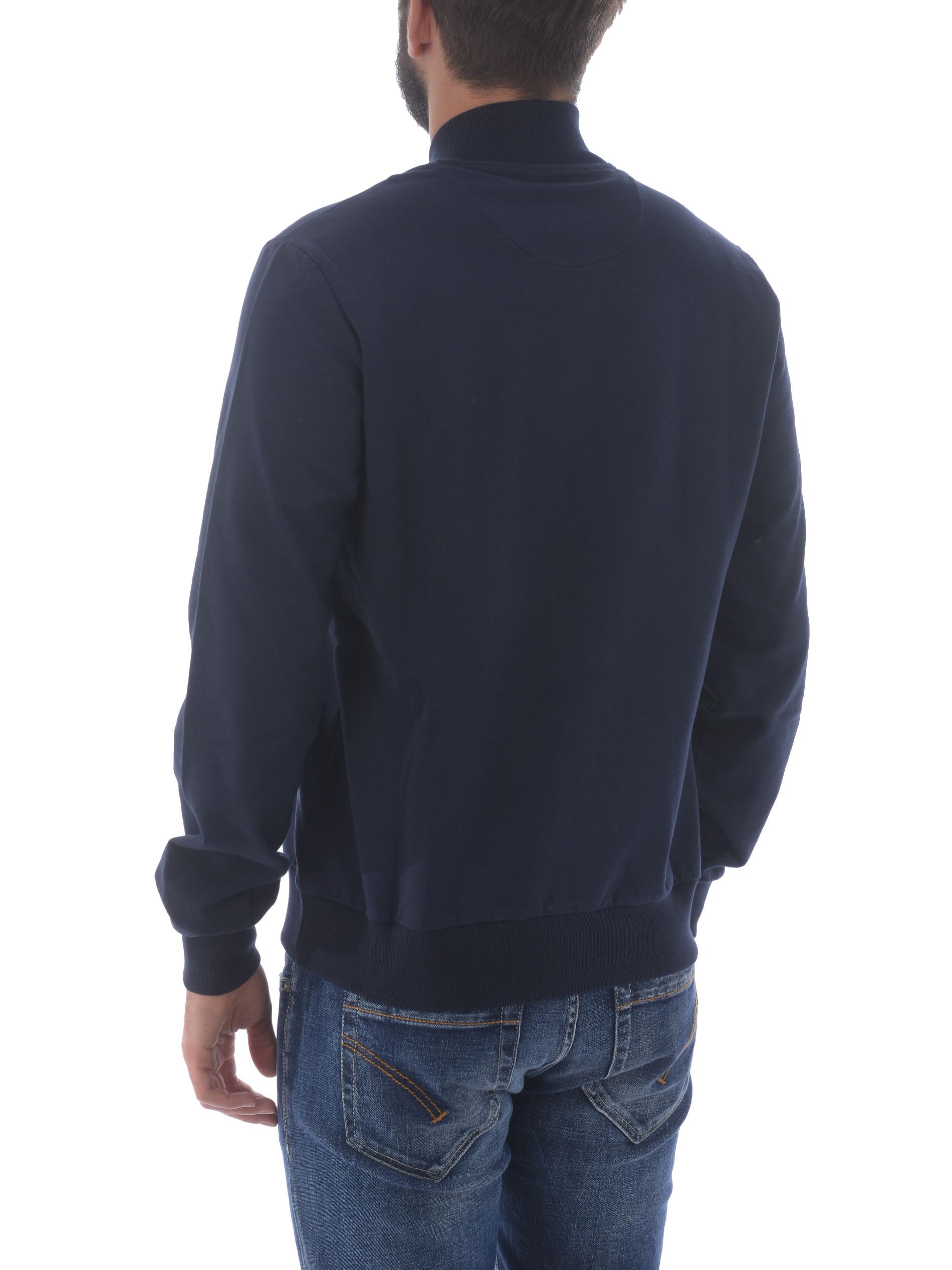 Etro sweatshirt in stretch cotton ETRO | 10000005 | 1Y4429774-200