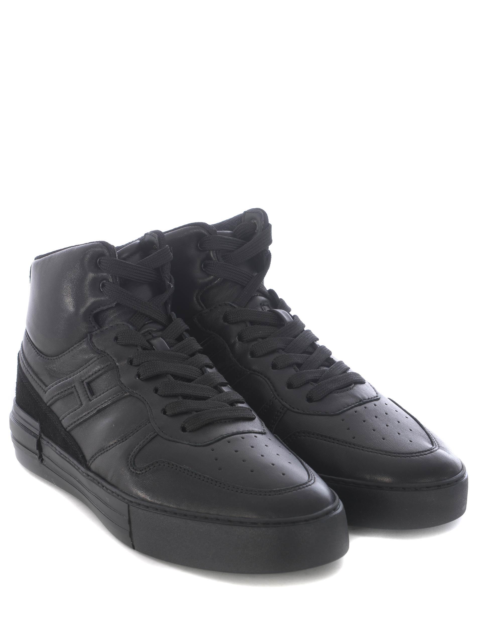 Sneakers Hogan Rebel Basket alto Hogan uomo - HOGAN - TufanoModa