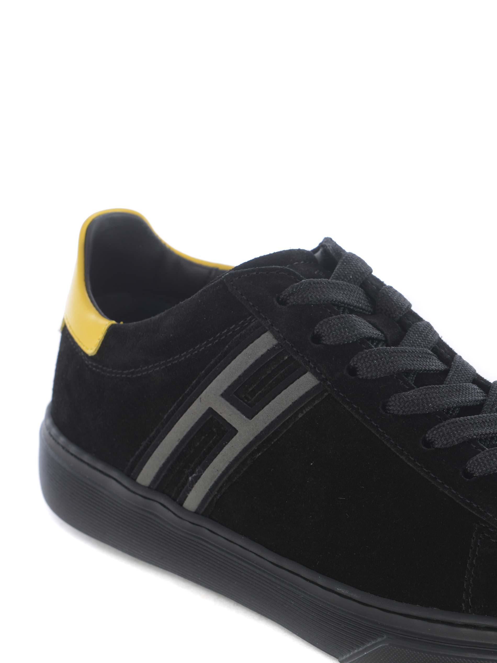Hogan H365 sneakers in suede