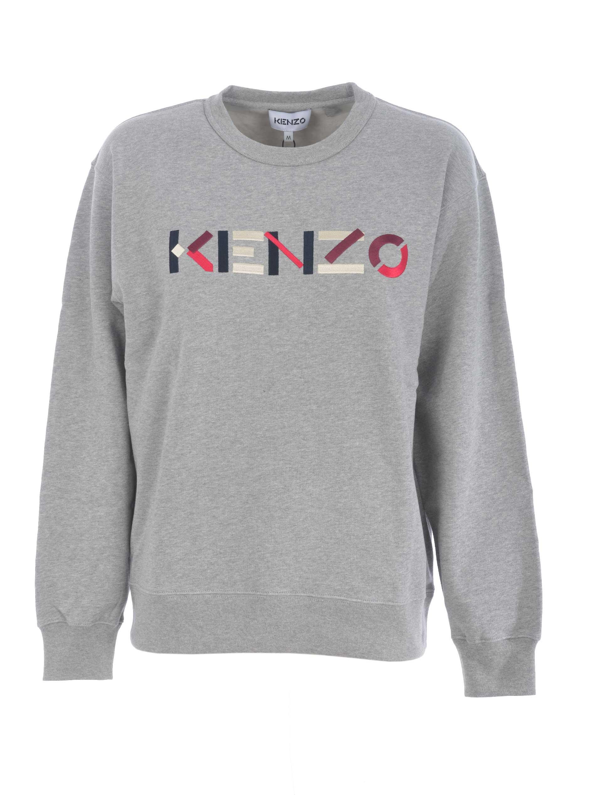 Felpa Kenzo logo KENZO | 10000005 | FA62SW8204MO94