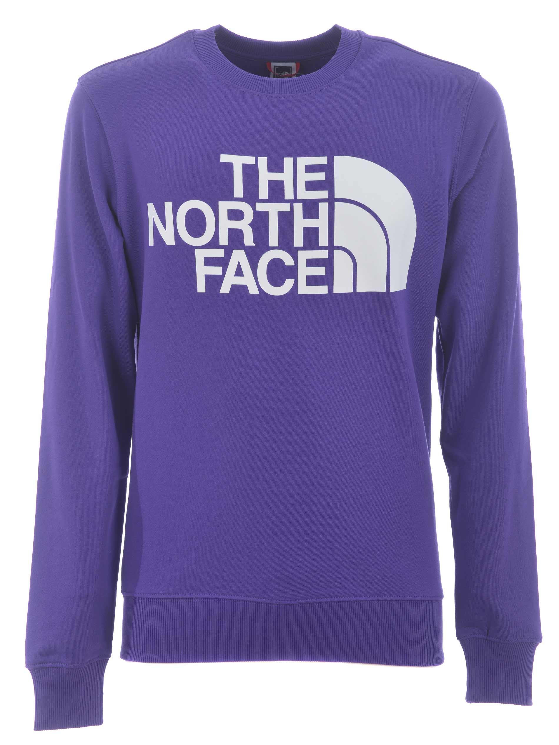 Felpa The North Face in cotone