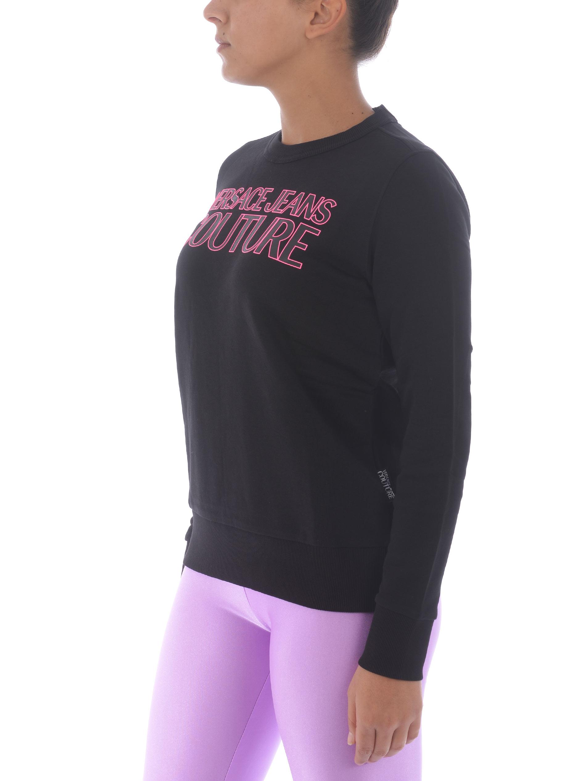 Versace Jeans Couture cotton sweatshirt VERSACE JEANS | 10000005 | B6HZA7KP30328-899