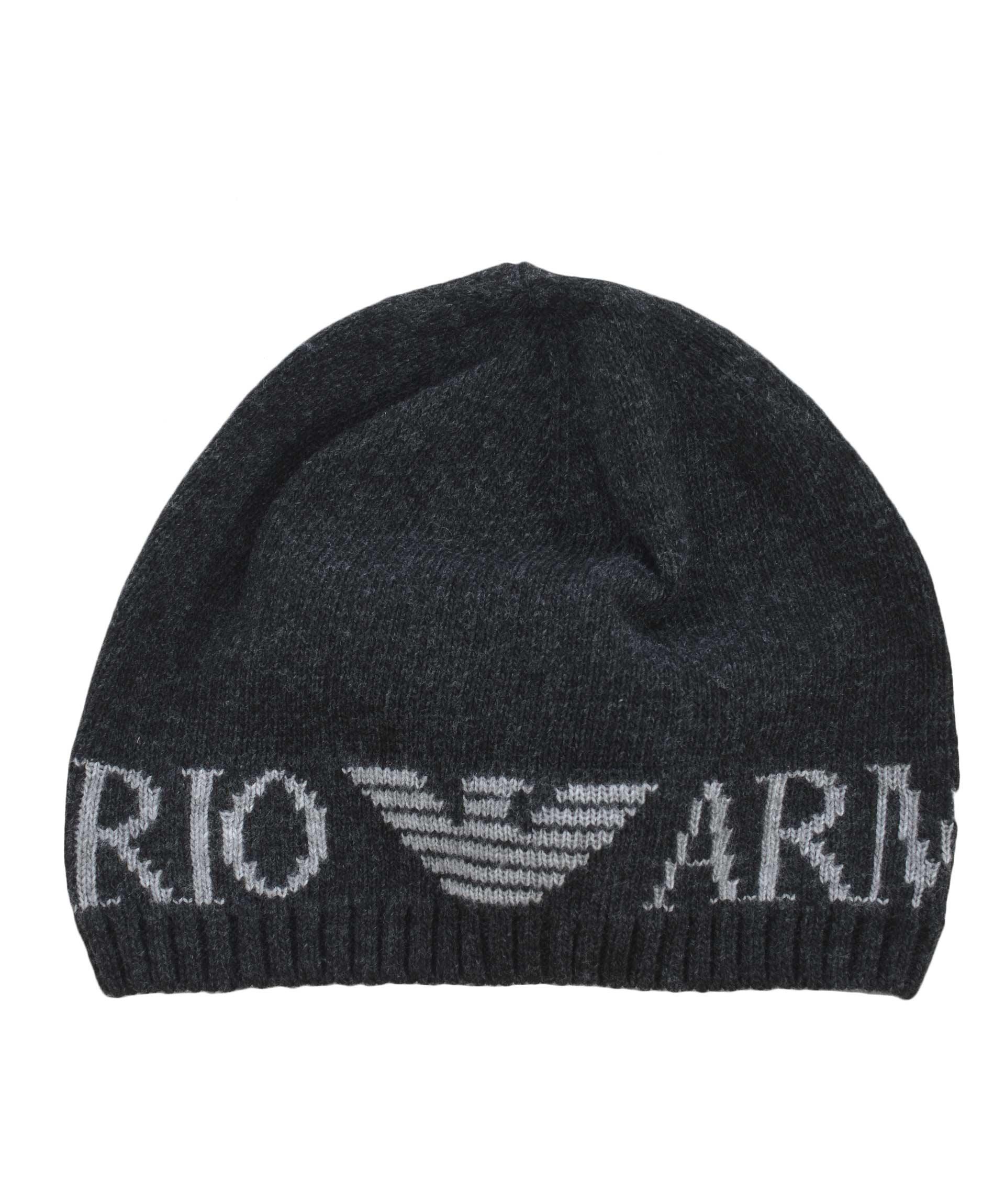Cappello e sciarpa Emporio Armani - EMPORIO ARMANI - TufanoModa 85a7a70511f7