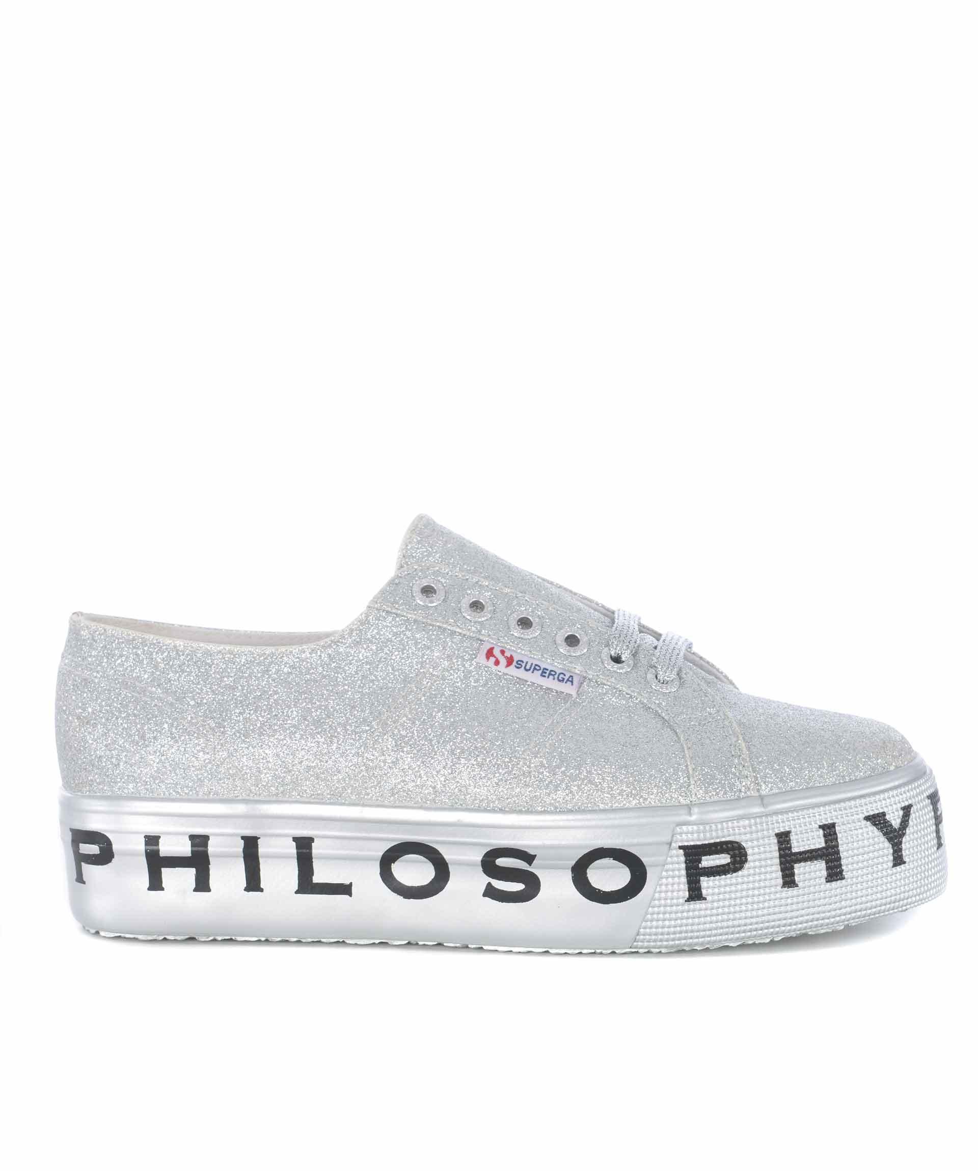 Nuovi Prodotti cec2a cd579 Sneakers donna Superga x Philosophy di Lorenzo Serafini