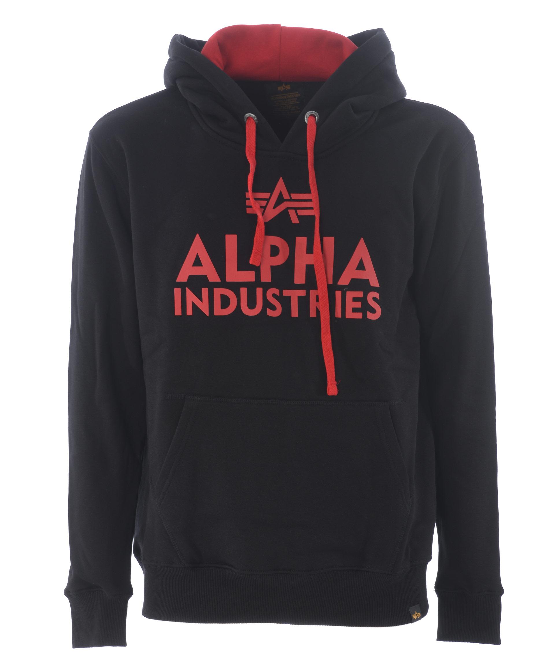 Felpa Alpha Industries