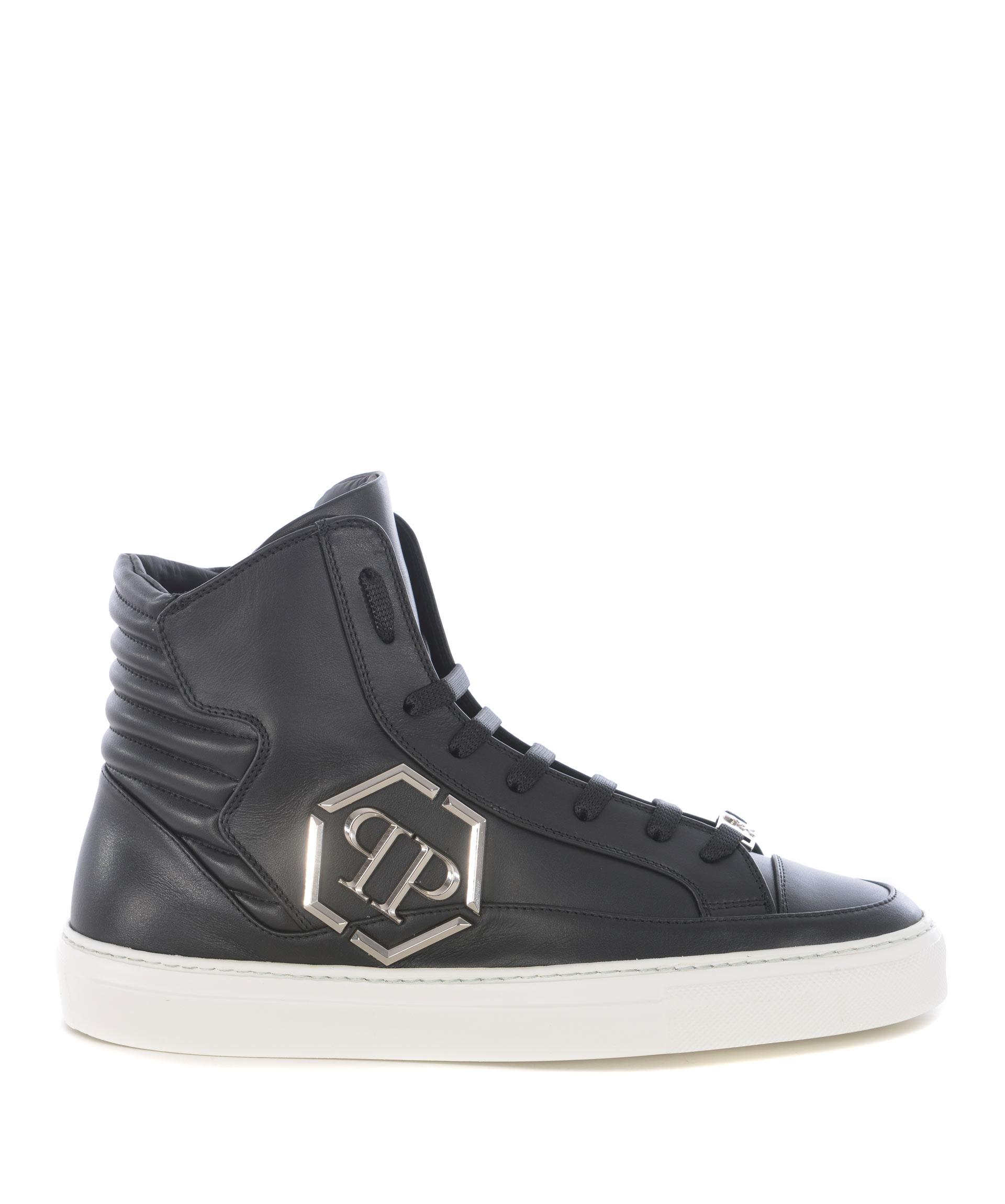 doppio coupon materiale selezionato professionale più votato Sneakers high-top uomo Philipp Plein