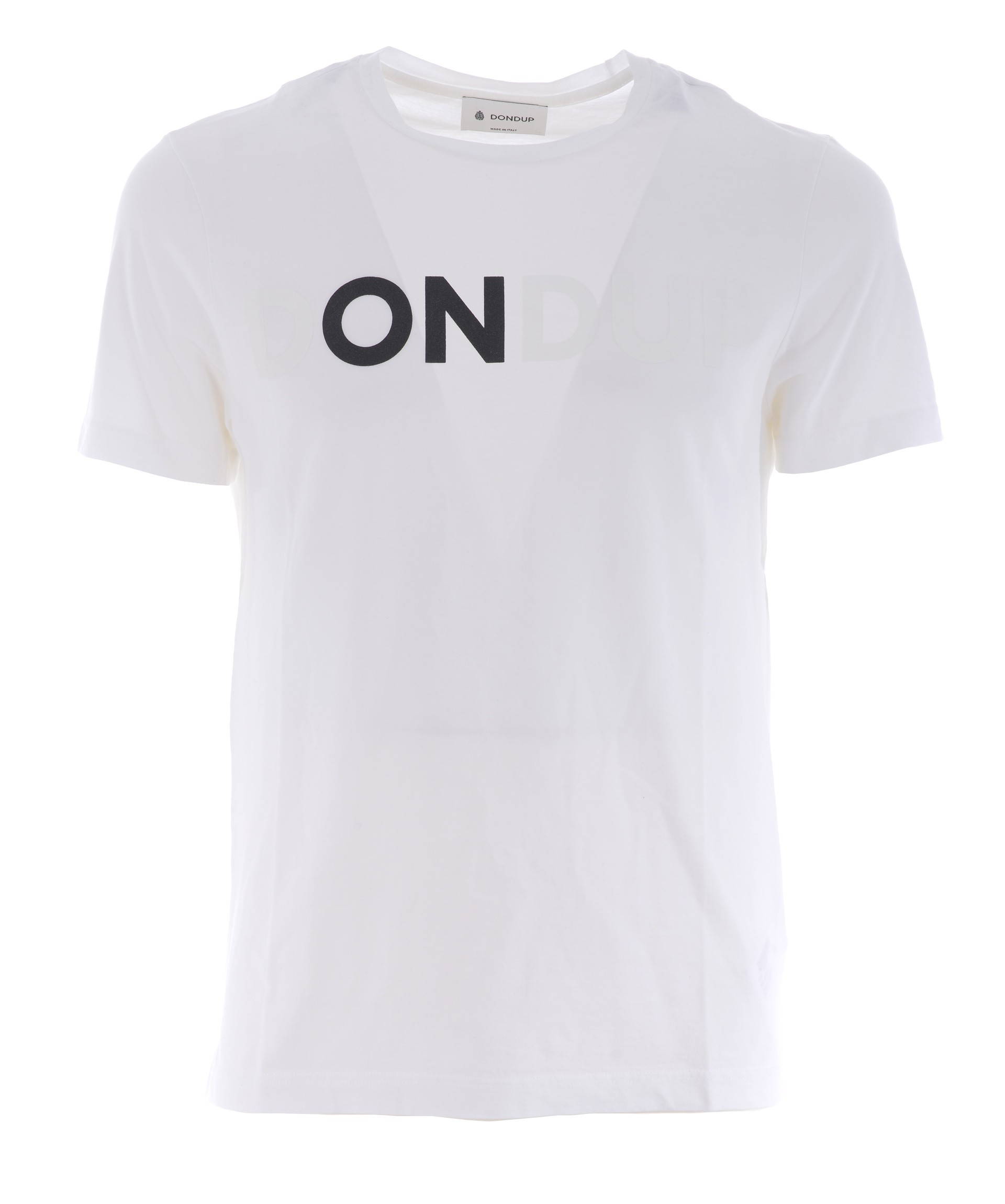White t-shirt Dondup Clearance Footlocker Free Shipping Wholesale Price DKDBNdwY