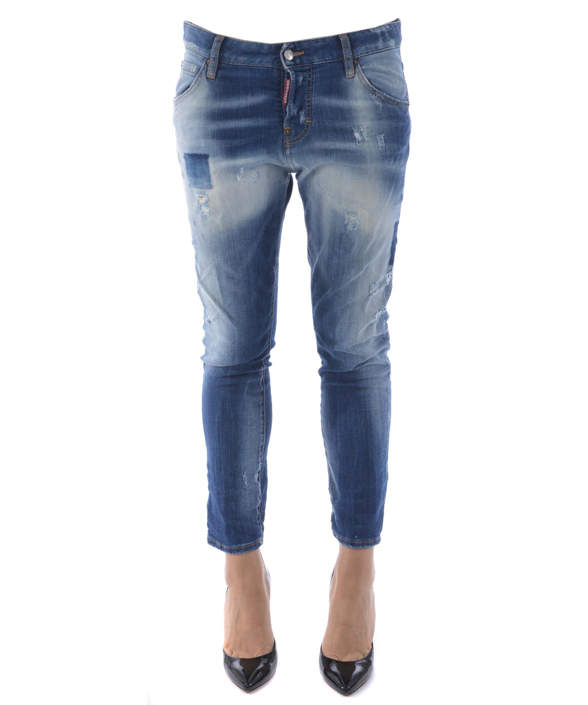 Jeans - DSQUARED - TufanoModa 0836194bfd2c