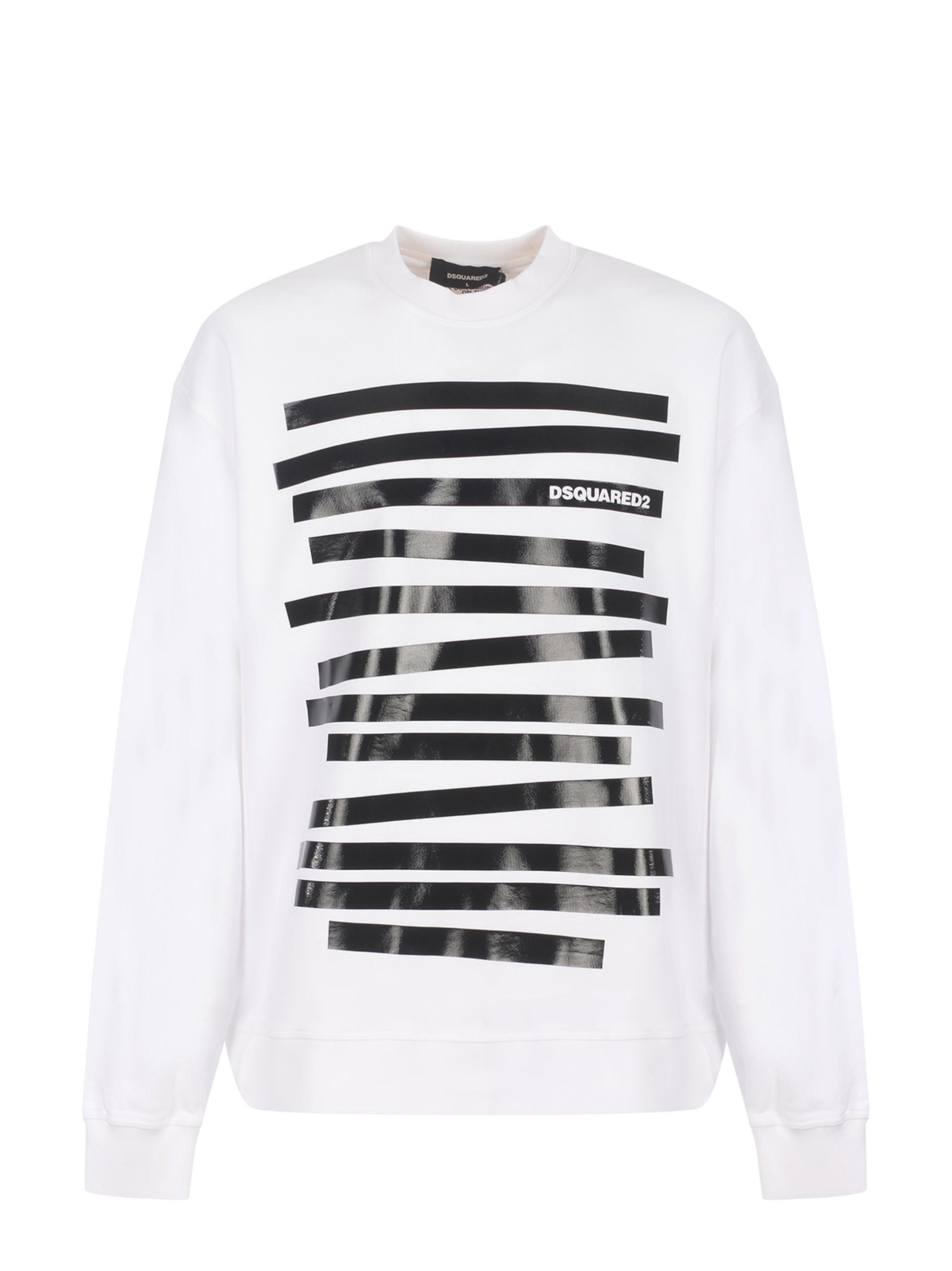 Dsquared2 cotton sweatshirt DSQUARED | 10000005 | S71GU0436S25462-100