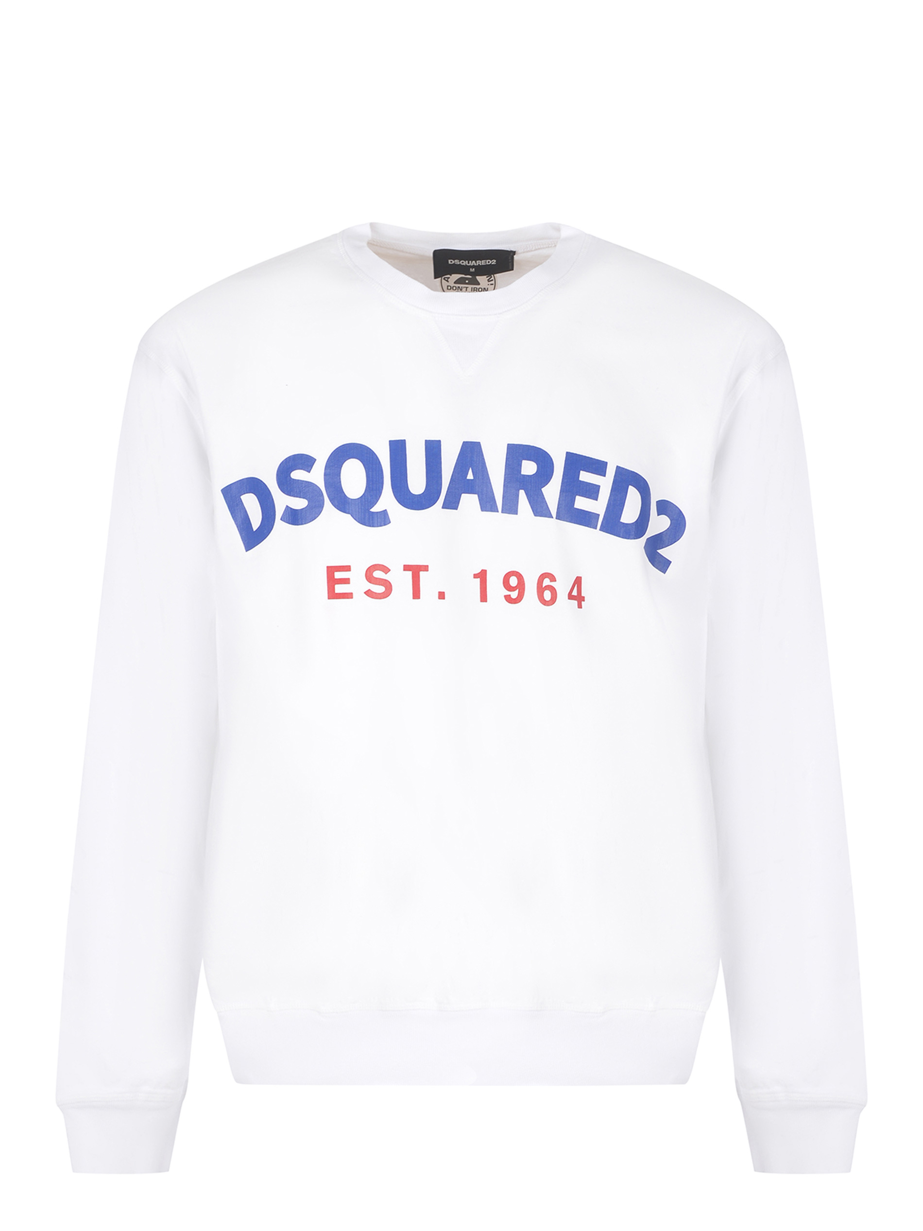 Dsquared2 cotton sweatshirt DSQUARED | 10000005 | S71GU0443S23851-100