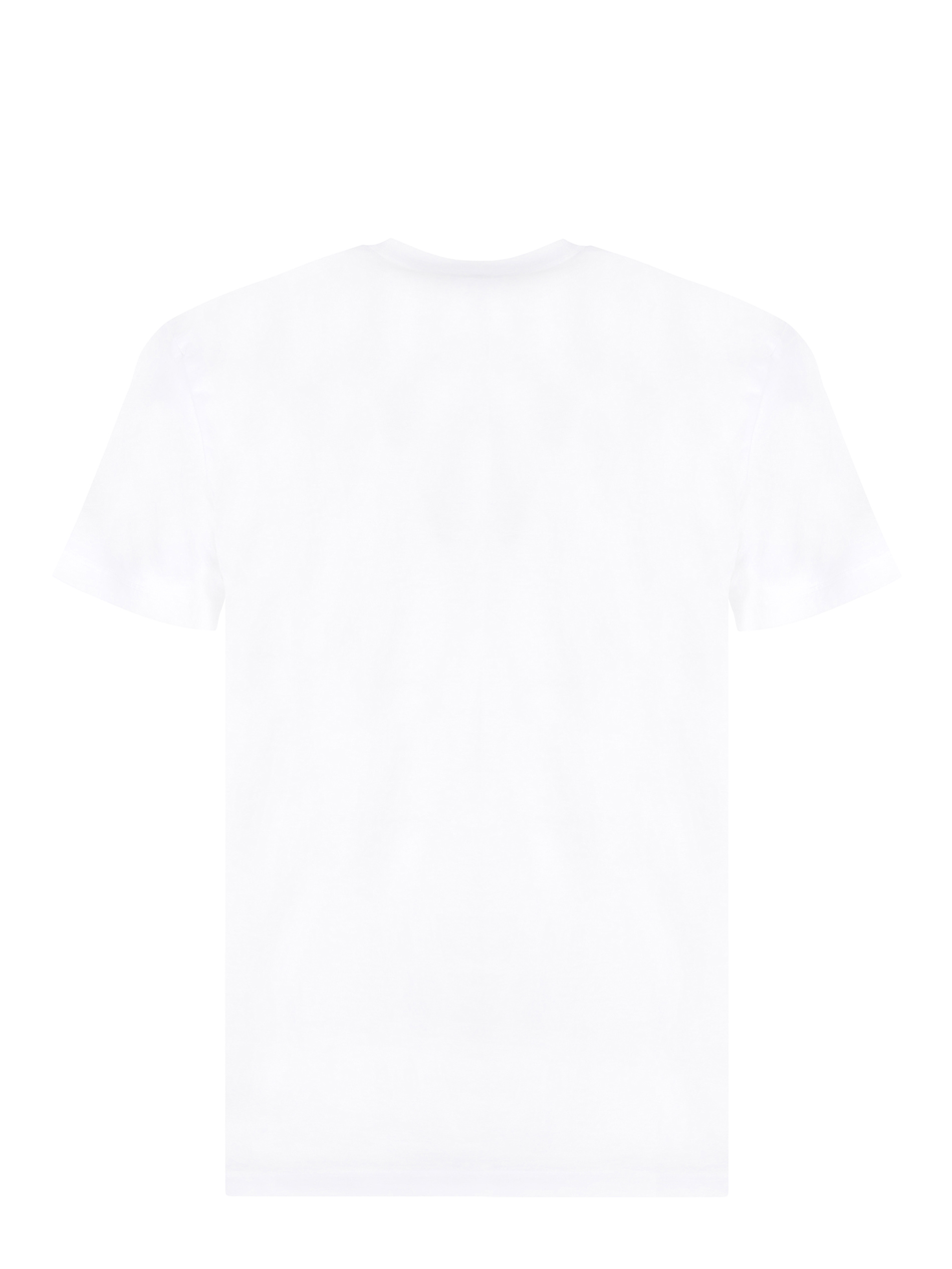 T-shirt Dsquared2 Icon in cotone DSQUARED   8   S79GC0003S23009-100-
