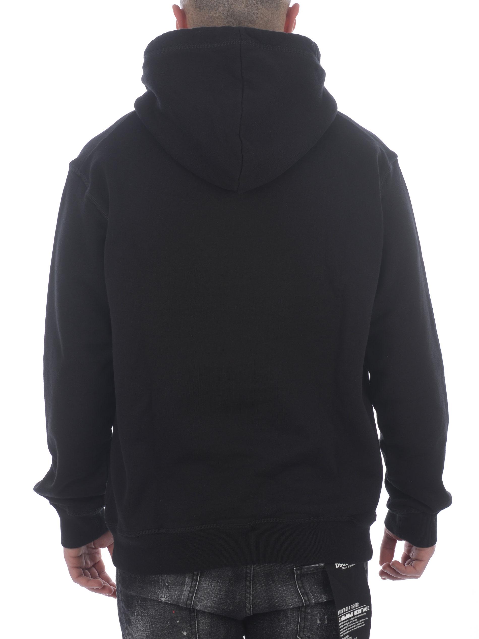 Dsquared2 cotton sweatshirt DSQUARED | 10000005 | S79GU0003S25042-968