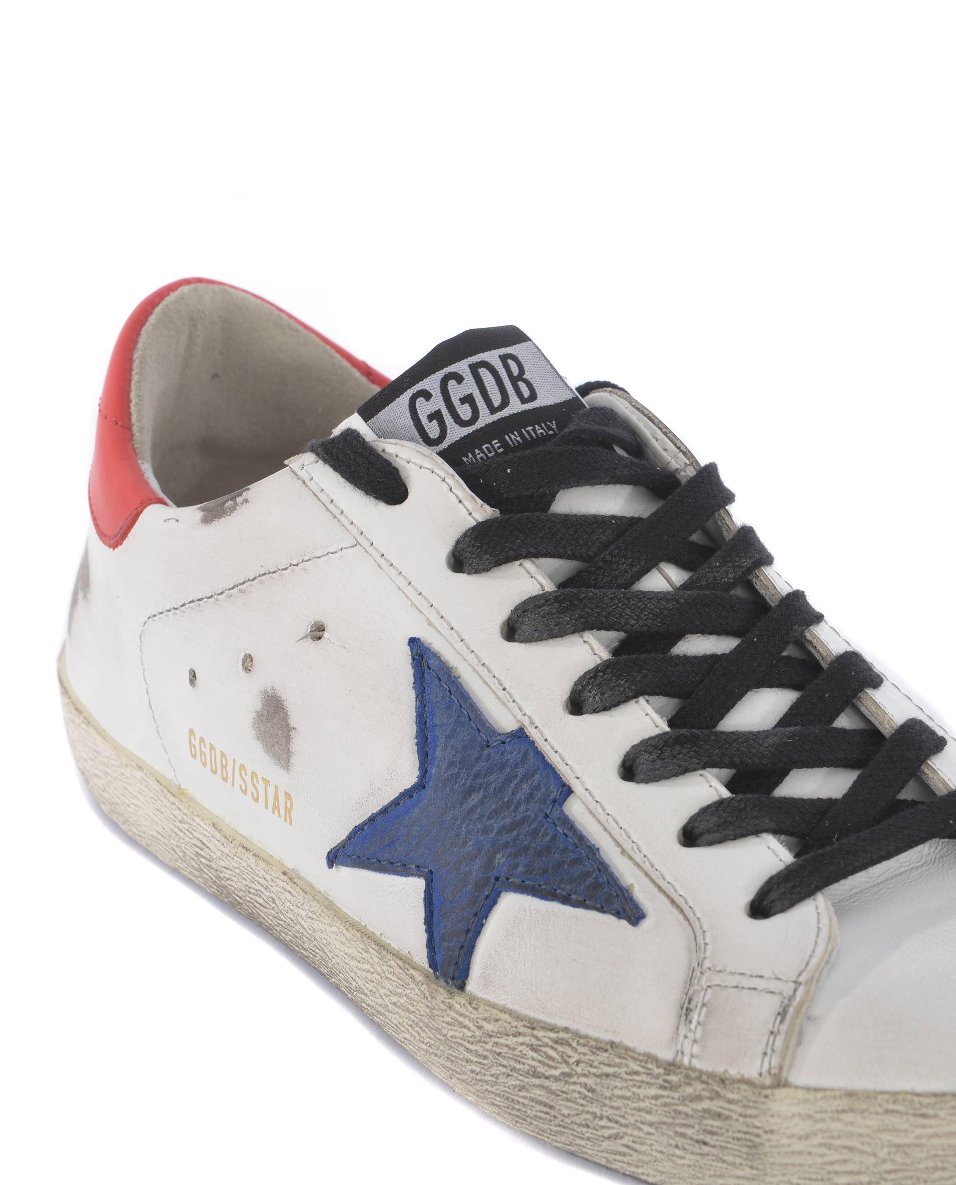 Sneakers Golden GooseSuper-Star in pelle GOLDEN GOOSE | 5032245 | GMF00101F000348-10281