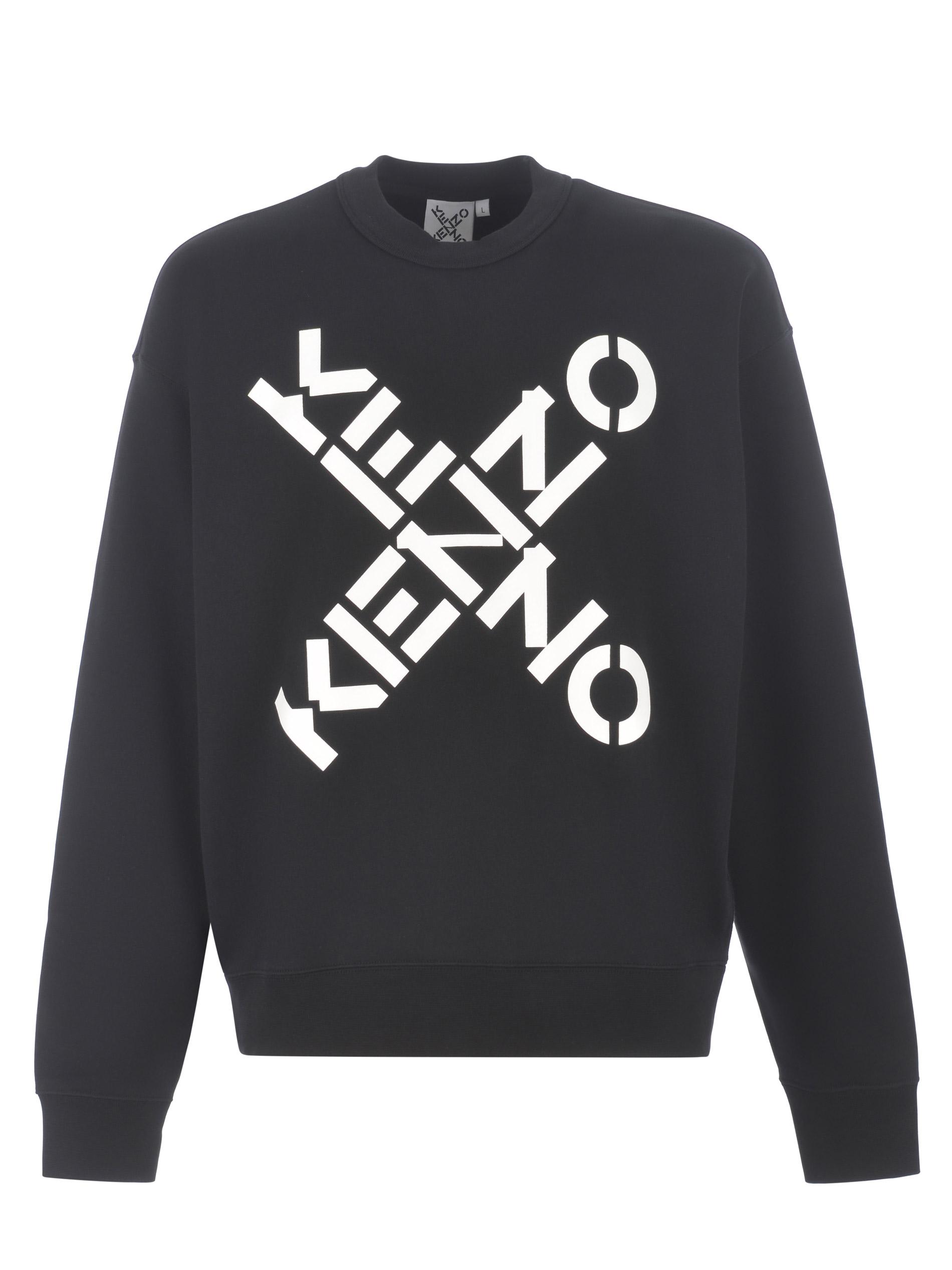 Felpa Kenzo in cotone KENZO | 10000005 | FA65SW5214MS99-