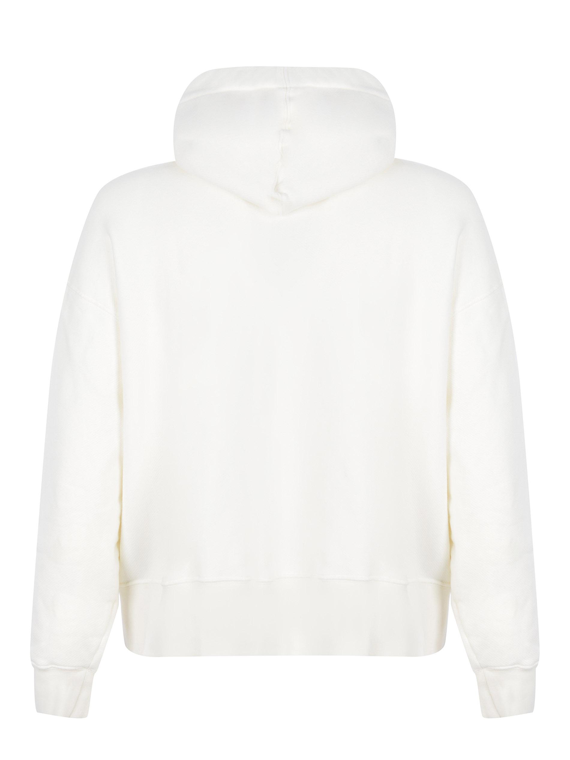 Palm Angels Burning head cotton sweatshirt PALM ANGELS | 10000005 | PMBB098R21FLE0040418