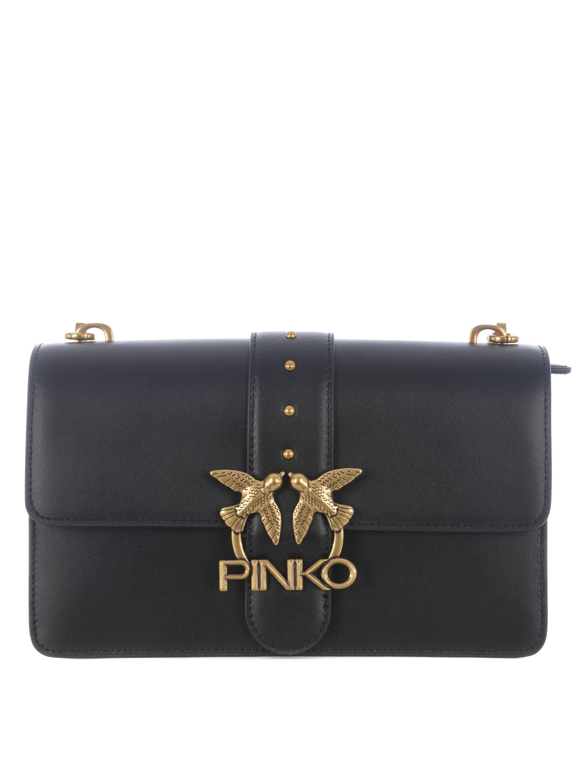 Borsa Pinko Love Classic Icon Simply 7 in pelle PINKO | 31 | 1P228G-Y6XTZ99