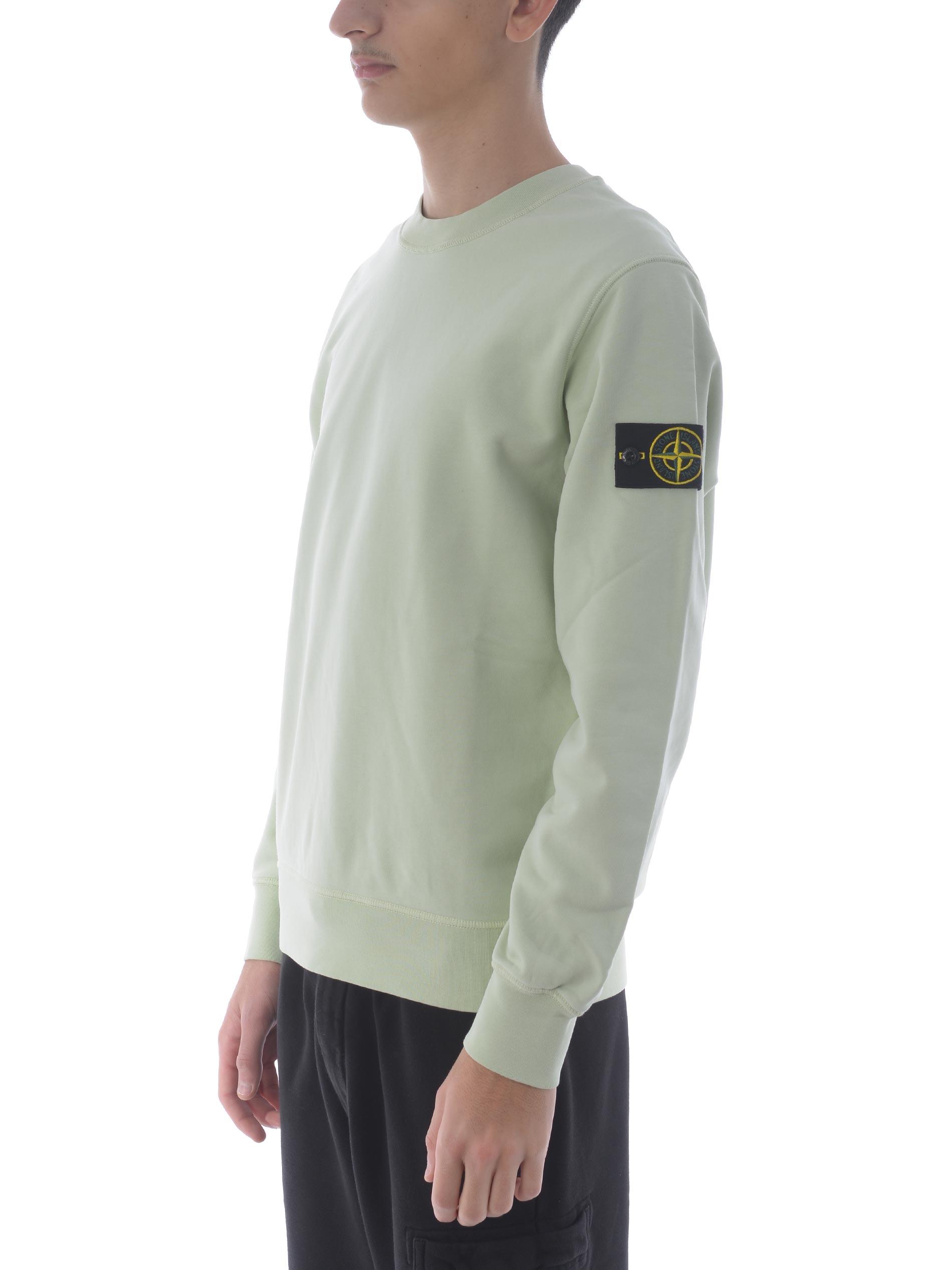 Stone Island cotton sweatshirt  STONE ISLAND   10000005   63051V0052