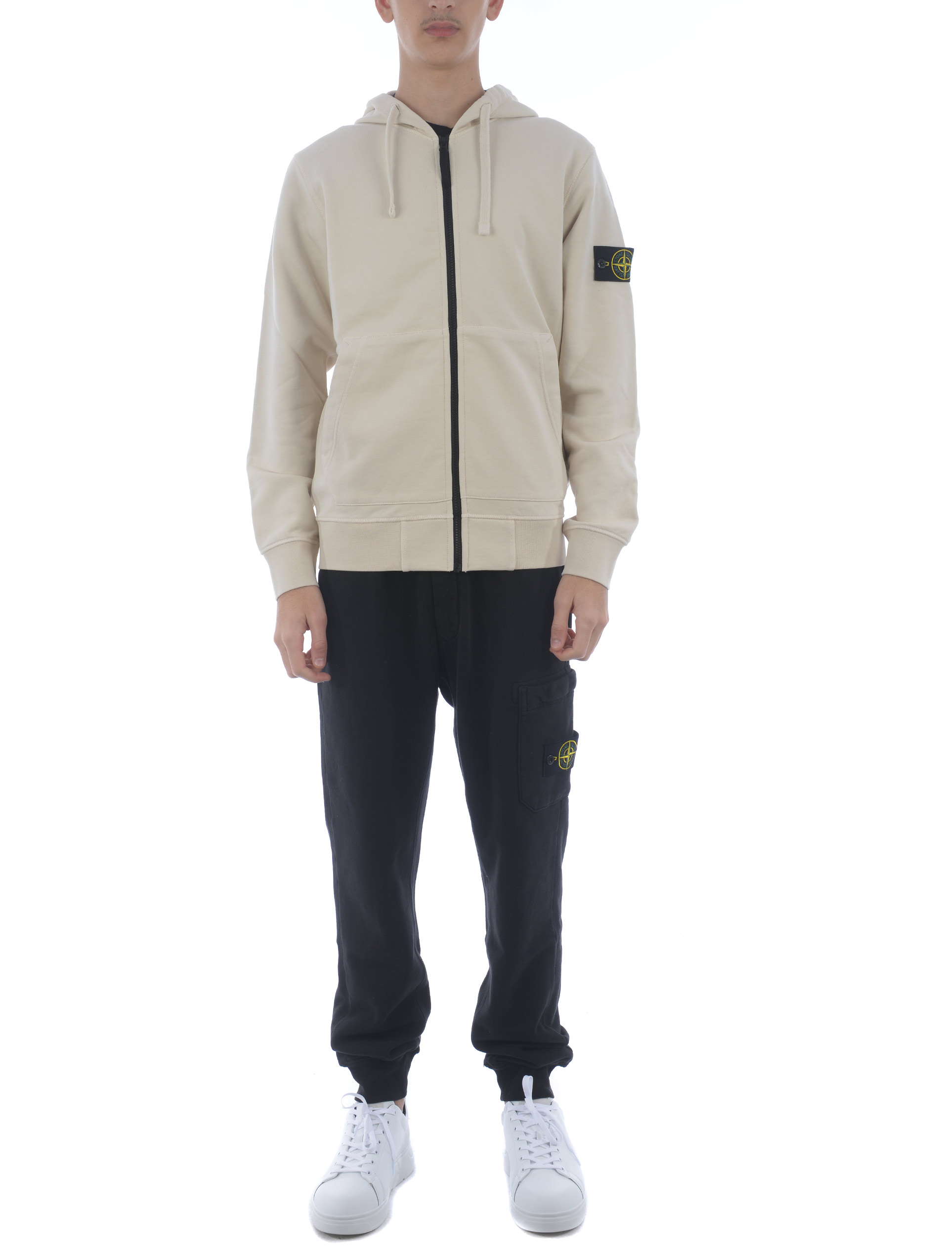 Stone Island cotton sweatshirt STONE ISLAND | 10000005 | 64251V0093