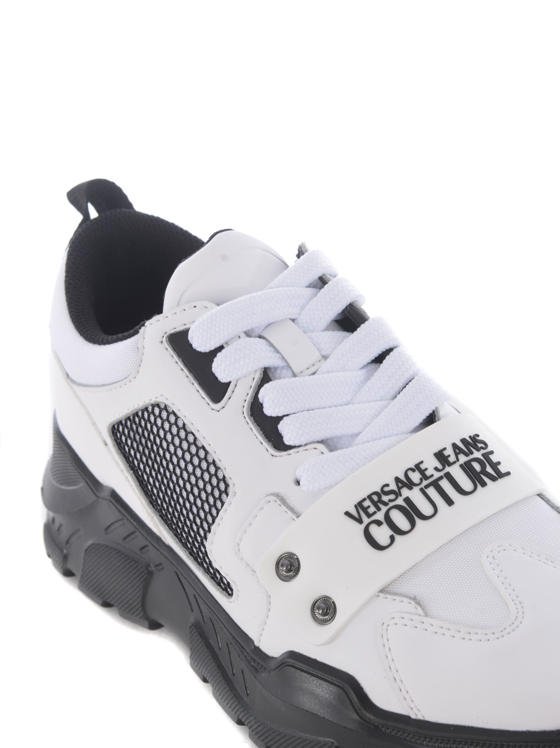 Sneakers Versace Jeans Couture Speedtrack  in pelle VERSACE JEANS | 5032245 | E0YWASC471604-003