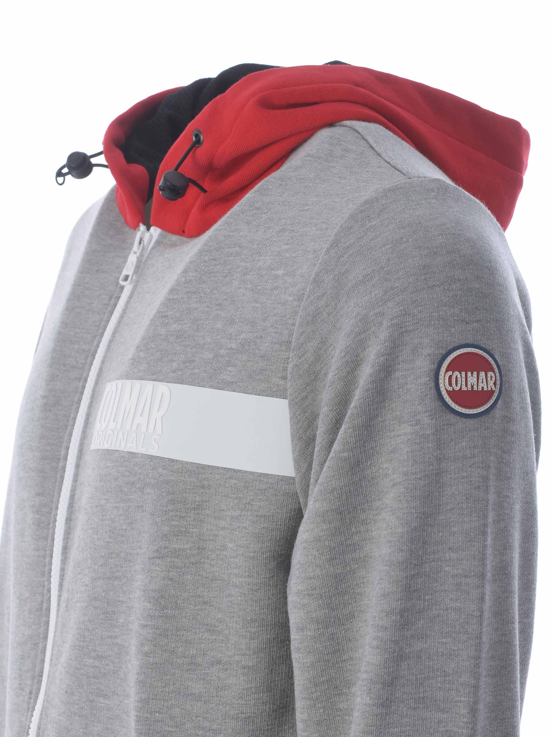 Colmar originals sweatshirt in cotton blend COLMAR ORIGINALS   10000005   82385TK-21