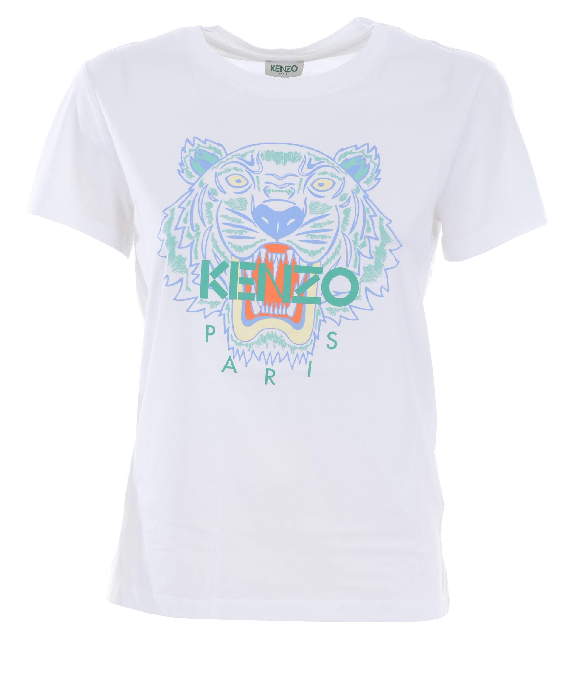 T-shirt Kenzo tigre