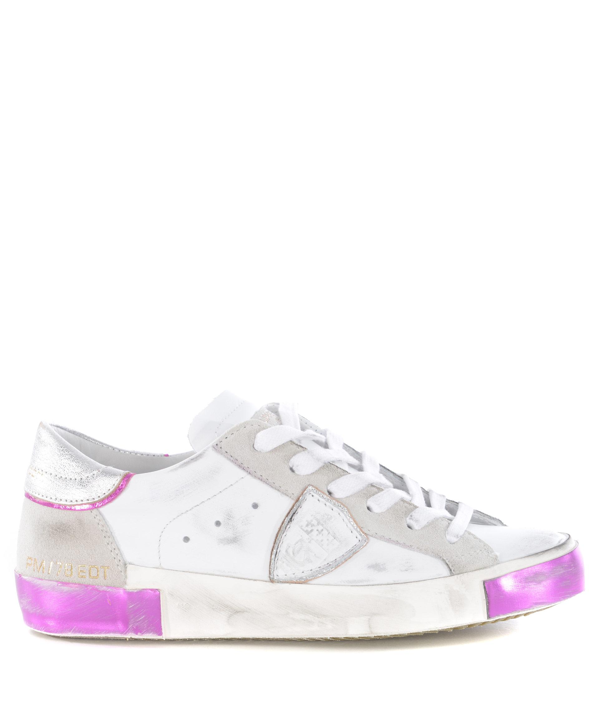 Sneakers uomo Philippe Model prld low