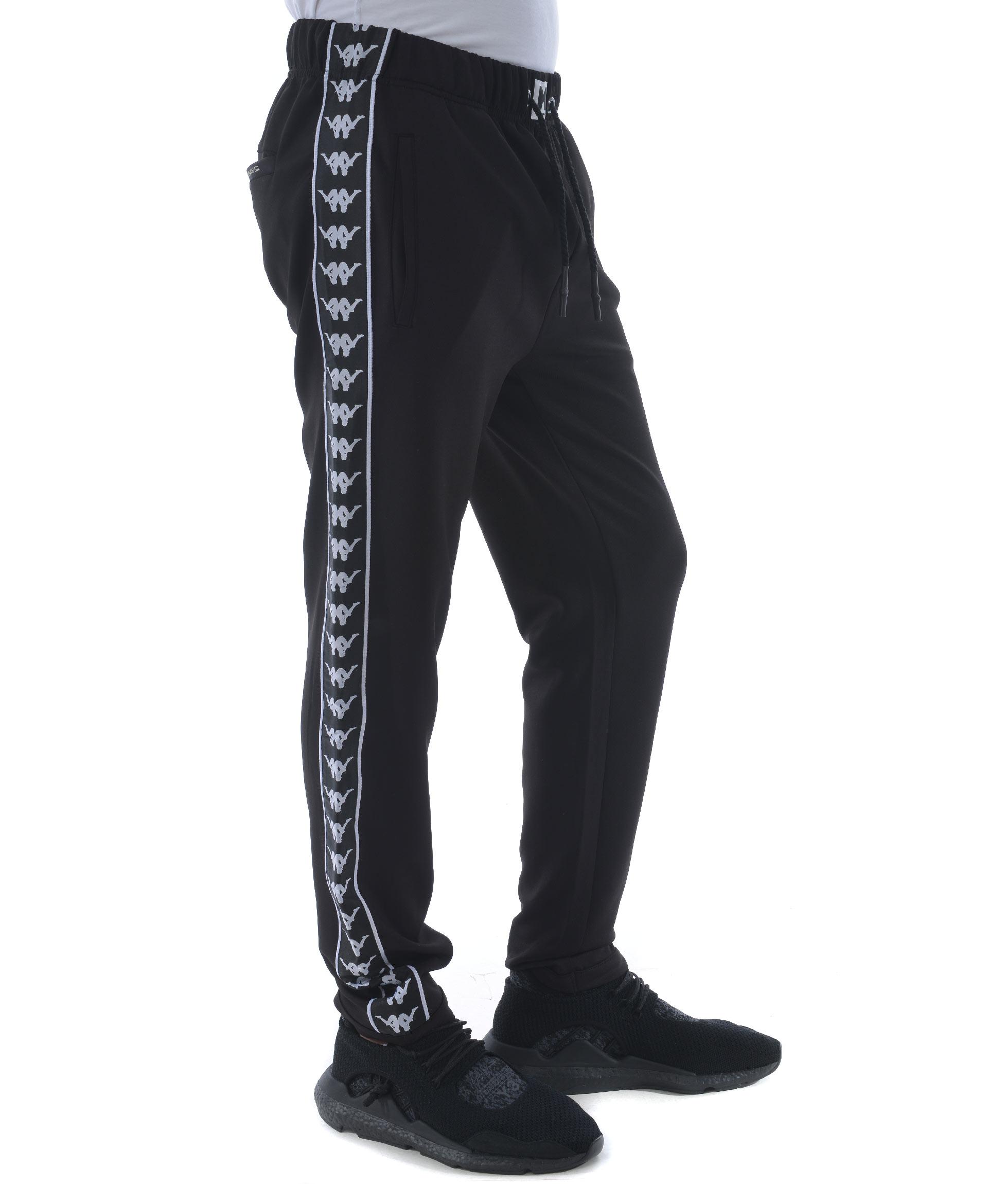 stili diversi di modo attraente aspetto dettagliato Pantaloni Lunghi Kappa Uomo Lunghi Pantaloni Pantaloni ...