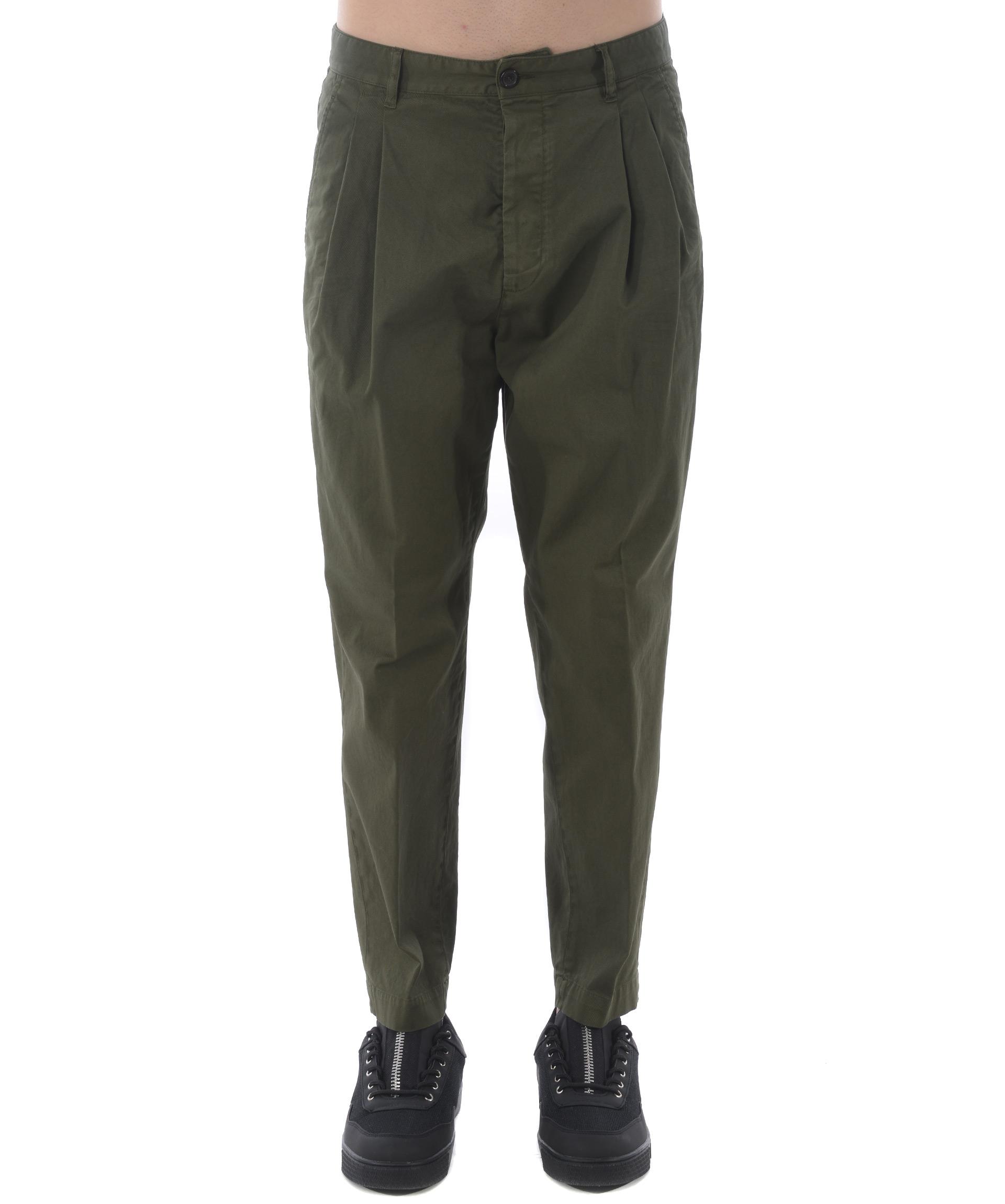 migliore a buon mercato e7e5e 9f2ee Pantaloni Dsquared2