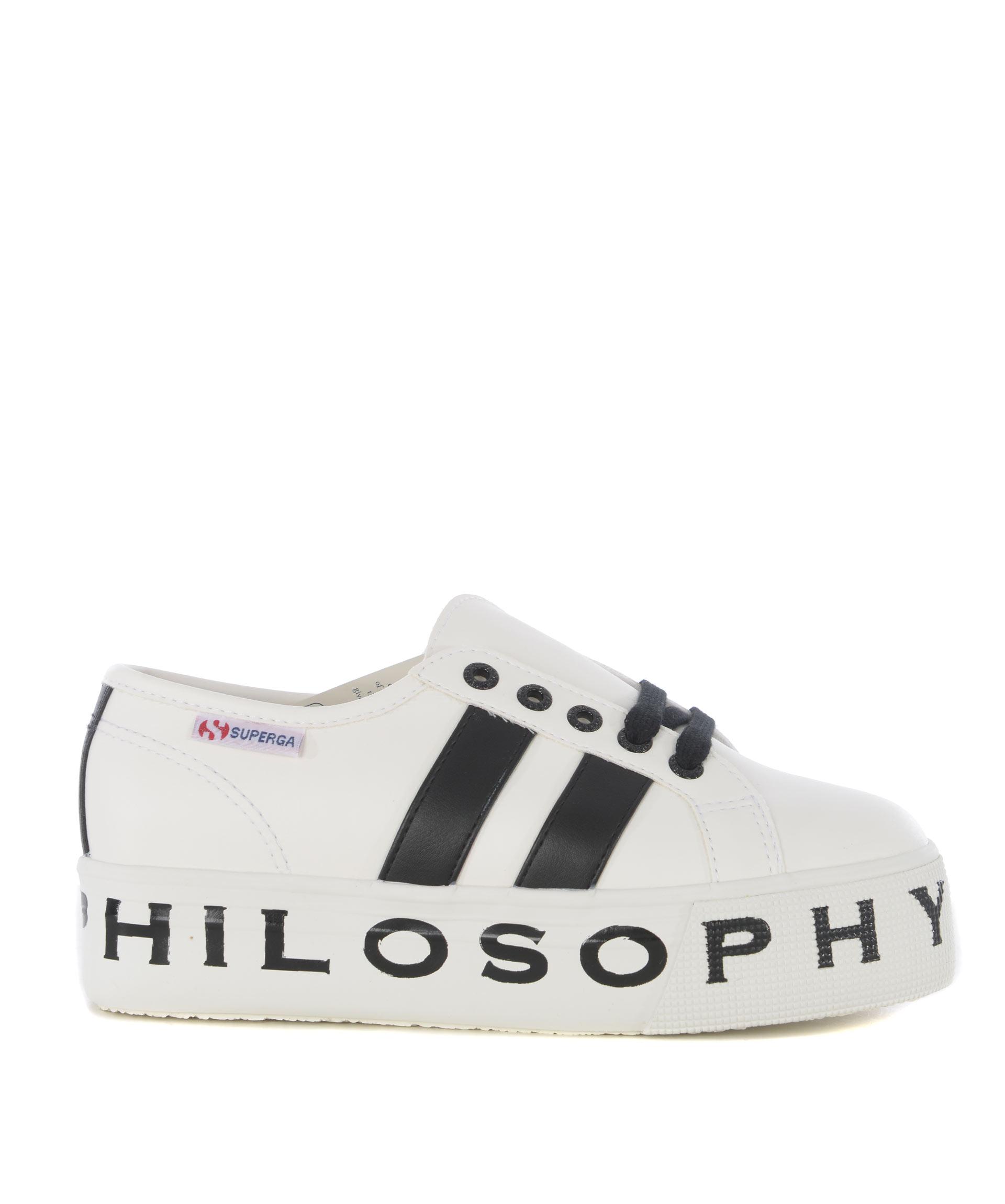 Philosophy Donna Sneakers Superga X Lorenzo Serafini Di 8nmwN0