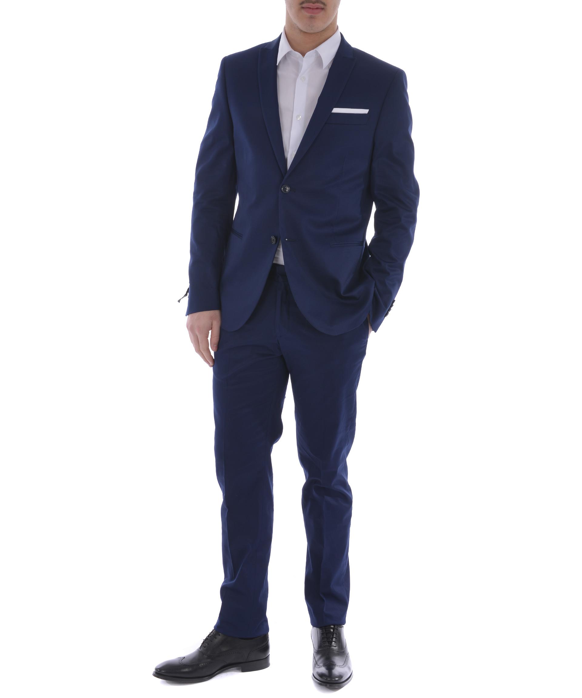 Daniele Alessandrini Single Breasted Suit