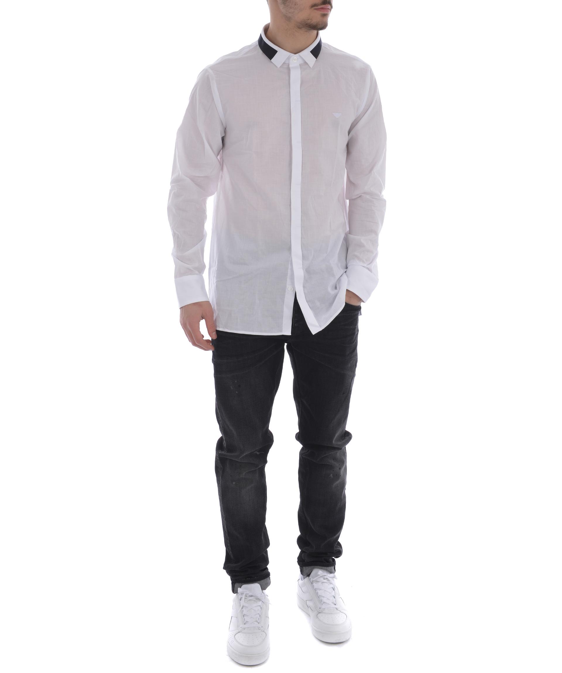 competitive price 0909f feb5e Camicia Emporio Armani