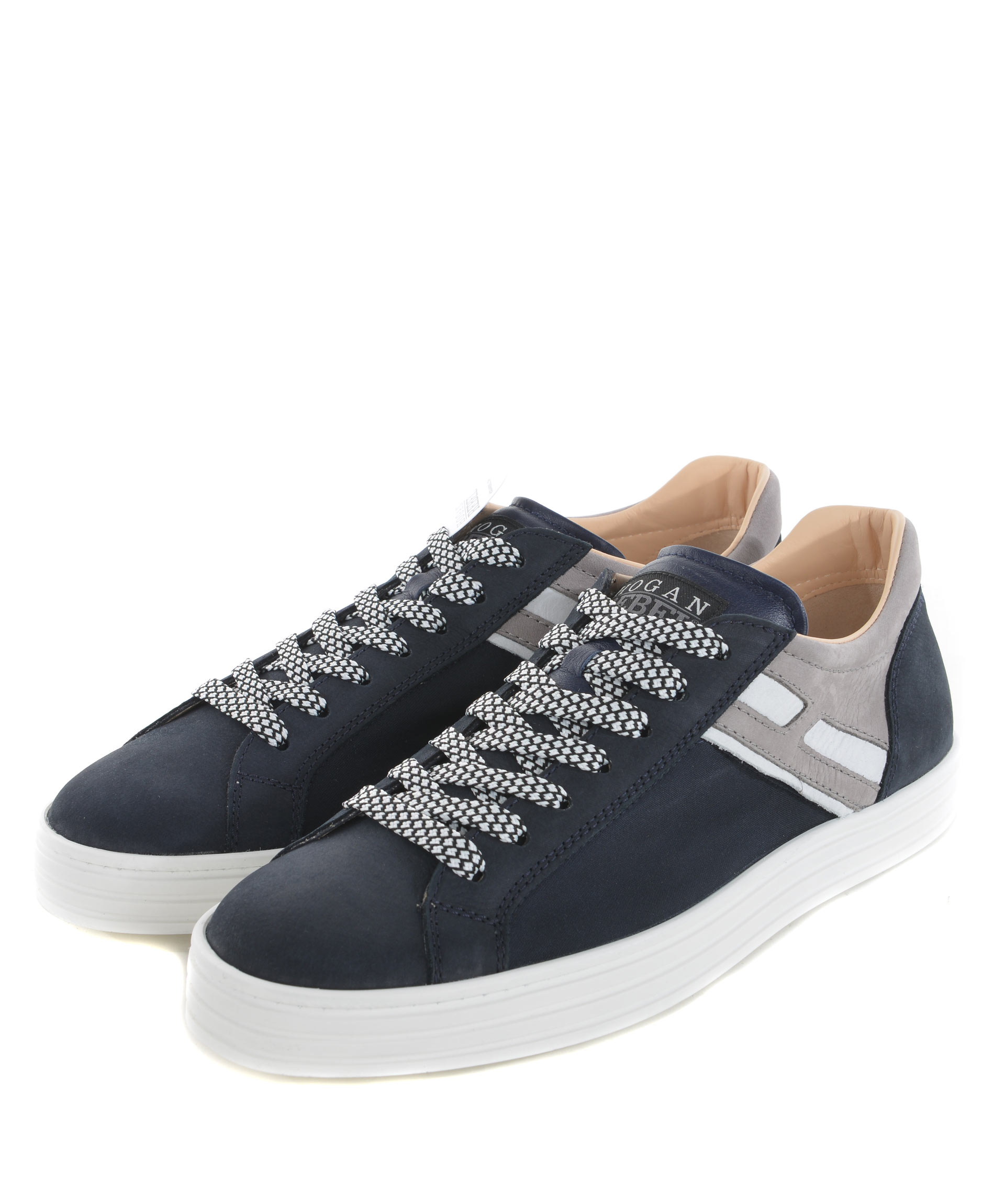 sneakers uomo hogan rebel