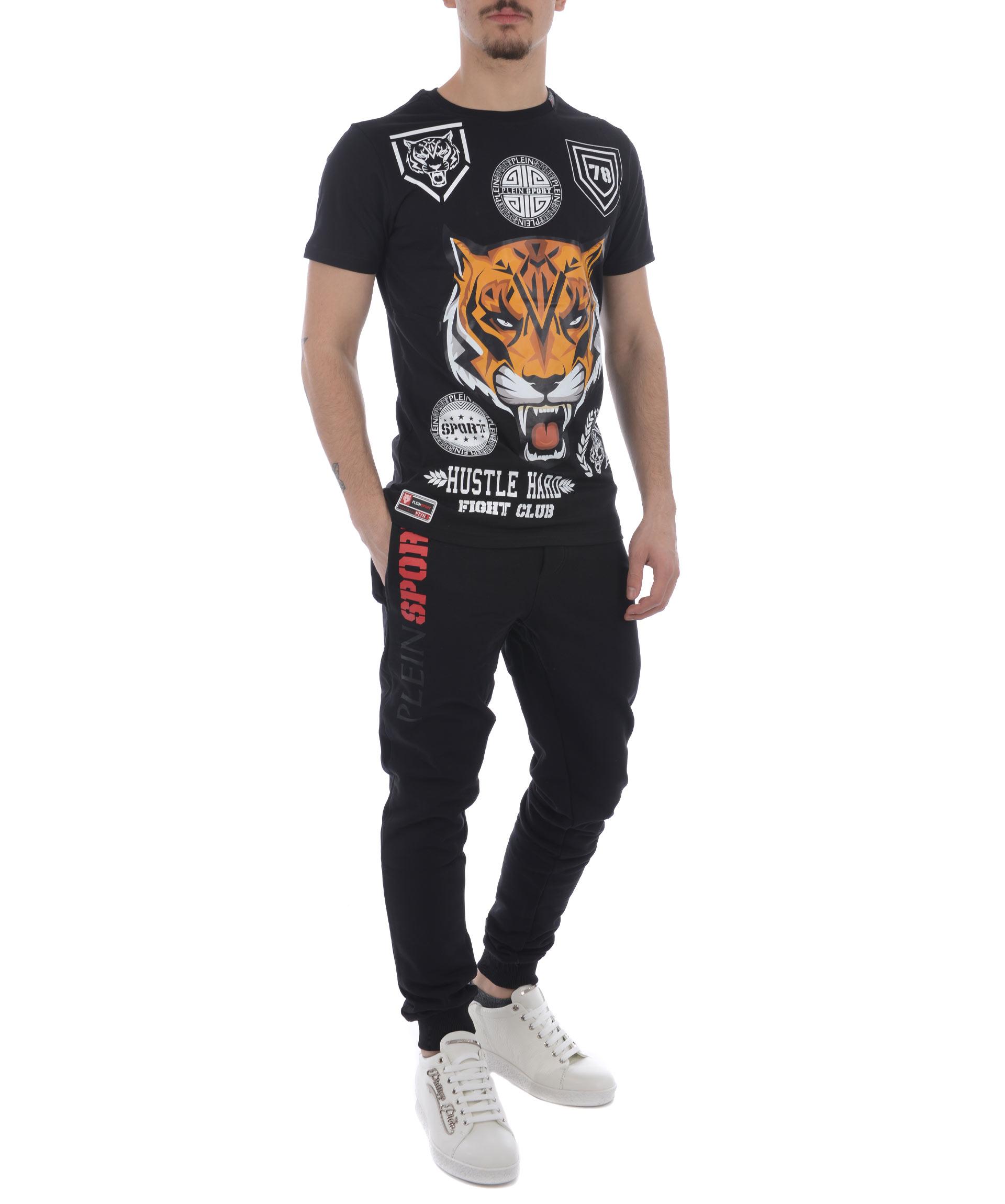 plein sport  T-shirt Plein Sport - PLEIN SPORT - TufanoModa