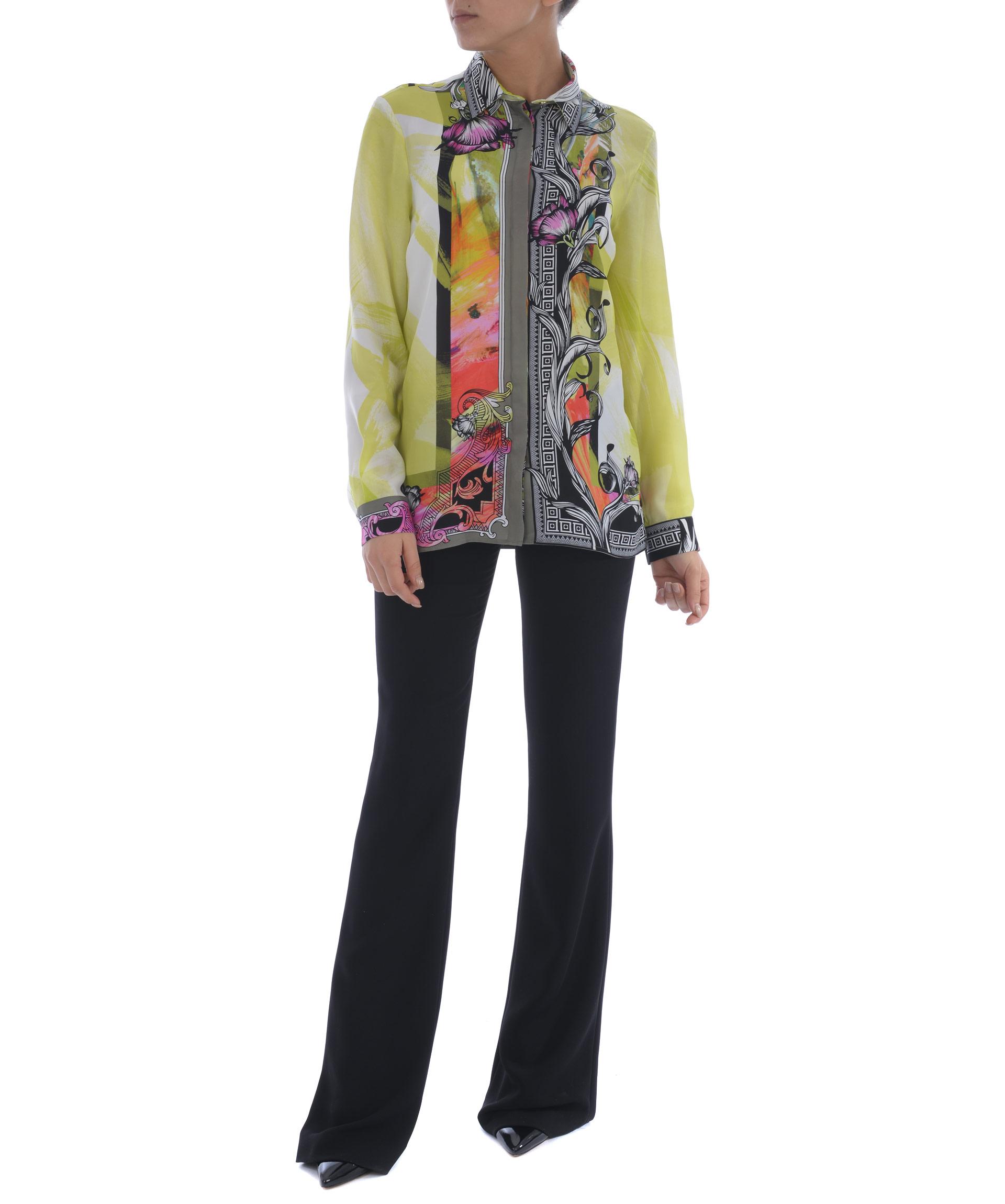 comprare on line dae4c b066e Pantaloni Versace Collection