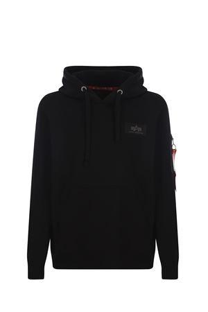 Felpa hoodie Alpha Industries ALPHA INDUSTRIES | 10000005 | 178318CP380