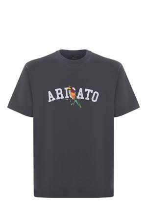 T-shirt Axel Arigato Bee bird collage AXEL ARIGATO | 8 | 15783FADED BLACK