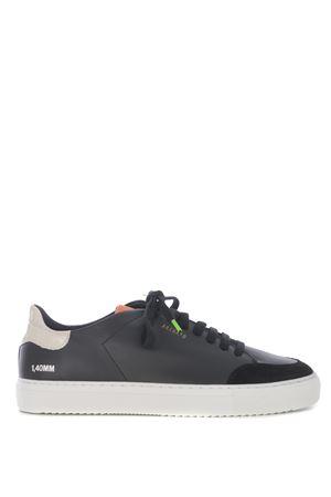 Sneakers Axel Arigato clean 90 in pelle AXEL ARIGATO | 5032245 | 28717BLACK-CROCKBEIGE