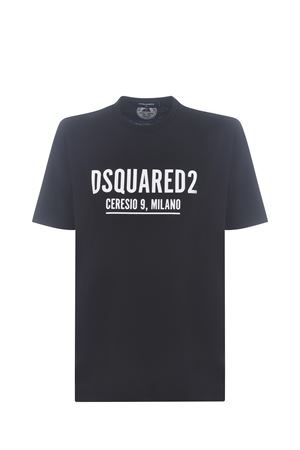 T-shirt Dsquared2 in cotone DSQUARED | 8 | S72GD0318S22427-900