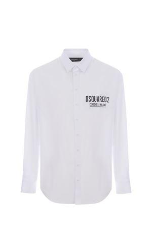 Camicia Dsquared2 in cotone DSQUARED | 6 | S74DM0535S36275-100