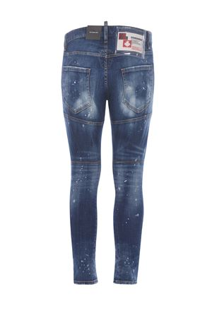 Jeans Dsquared2 in cotone strech DSQUARED | 9 | S74LB0957S30342-470