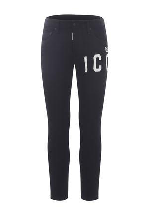 Jeans Dsquared2 Icon in cotone strech DSQUARED | 9 | S79LA0034S30564-900