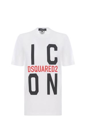 T-shirt Dsquared2 in cotone DSQUARED | 8 | S80GC0024S23009-100