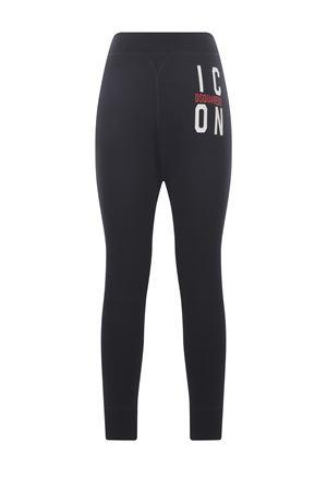 Pantaloni tuta Dsquared2 in cotone DSQUARED | 9 | S80KA0012S25042-900