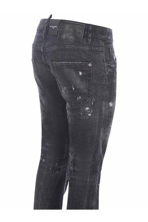 Jeans Dsquared2  Icon in cotone strech DSQUARED | 9 | S80LA0026S30357-900