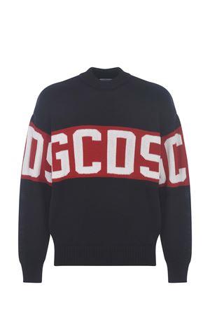 Maglione GCDSlogo sweater in misto lana tricot GCDS | 7 | CC94M02115002
