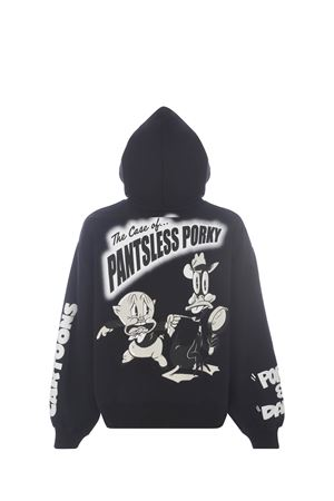 Felpa hoodie GCDS Looney tunes GCDS   10000005   WB22M02005002
