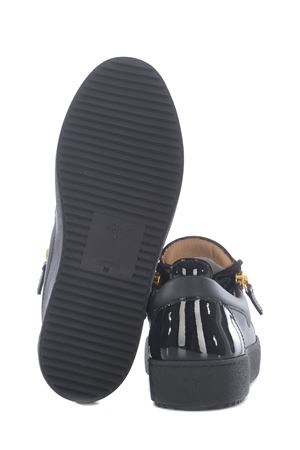 Sneakers Giuseppe Zanotti Birel in pelle e vernice GIUSEPPE ZANOTTI | 5032245 | RU00010003