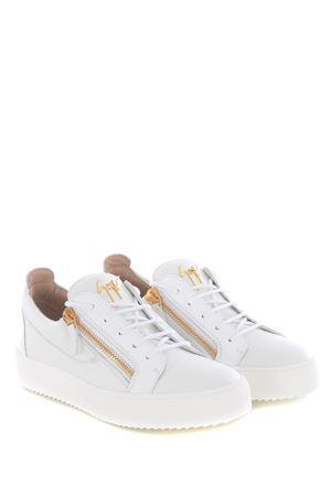 Sneakers Giuseppe Zanotti Birel in pelle e vernice GIUSEPPE ZANOTTI | 5032245 | RU00010004