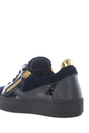 Sneakers Giuseppe Zanotti Veronica in pelle e vernice GIUSEPPE ZANOTTI | 5032245 | RU00092001